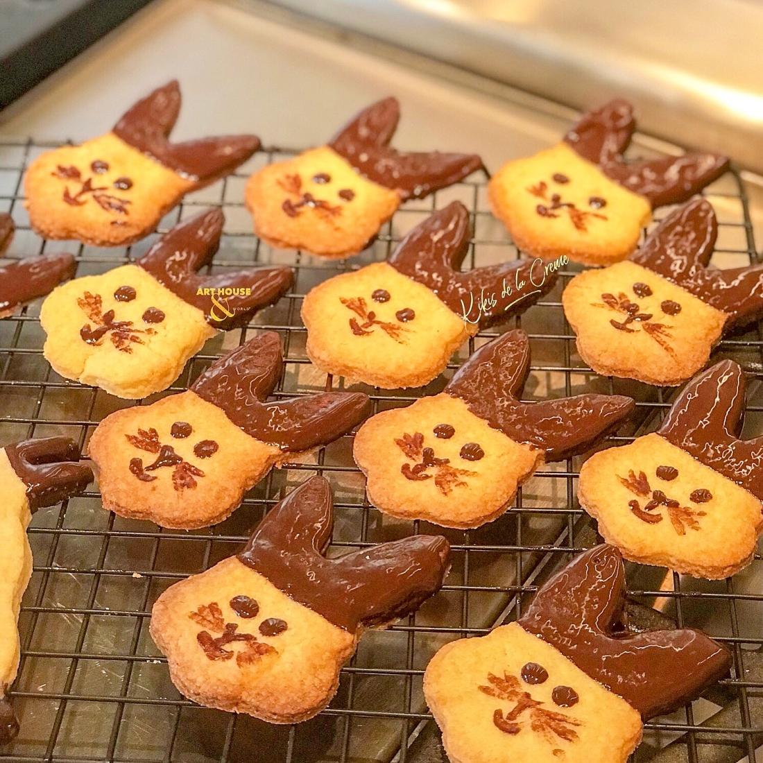 chocolate bunnies Kikis de la Creme.jpg