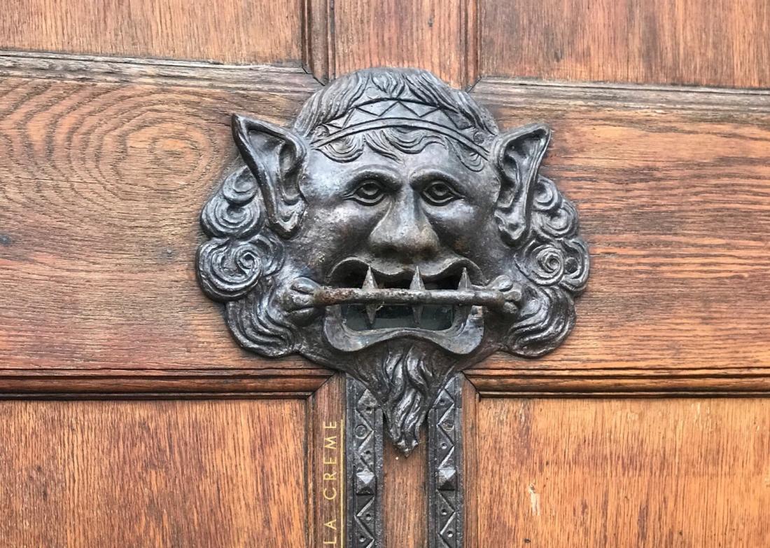 Doors of Aachen City, Germany | Kikis de la Creme-jpg