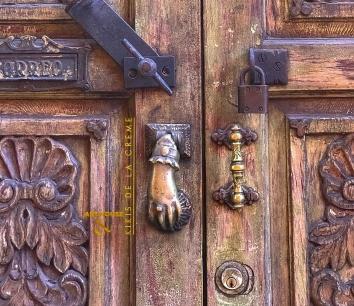 doors of San Miguel de Allende, Gto by Kikis de la Creme.jpg